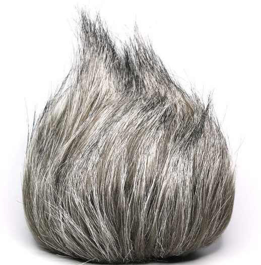 fur windscreen windshield wind muff for microphone